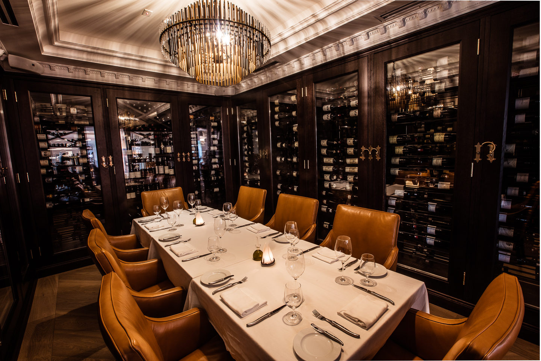 Private Dining Sails Restaurant